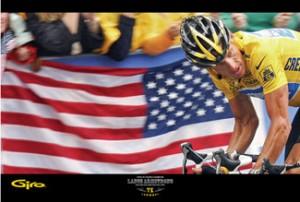 Lance Armstrong © Judi Oyama