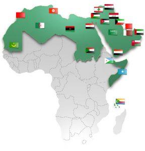 ArabCountriesMap